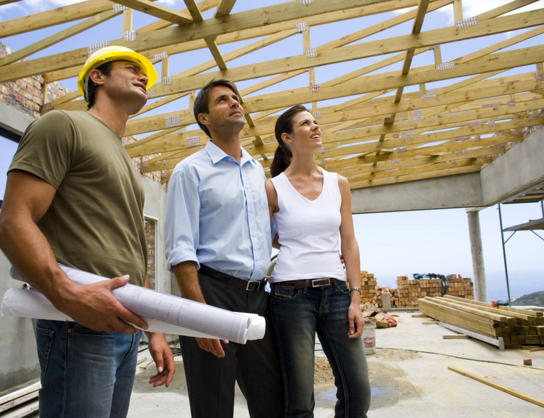 building new home with general contractor
